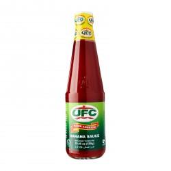 UFC Sauces - Banana Ketchup Sauce Tamin Anghang Filipino Sauces