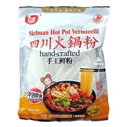 Baijia Sichuan Hot Pot 188G Hand-Crafted Vermicelli