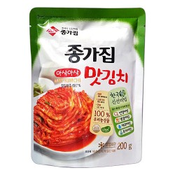 Chongga Mat Kimchi 200g 종가집...
