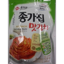 Chongga Mat Kimchi 500g...