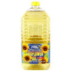 Consumers Pride 100% Sunflower Oil 3 litres