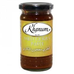 Khanum Mild Curry Paste 300g
