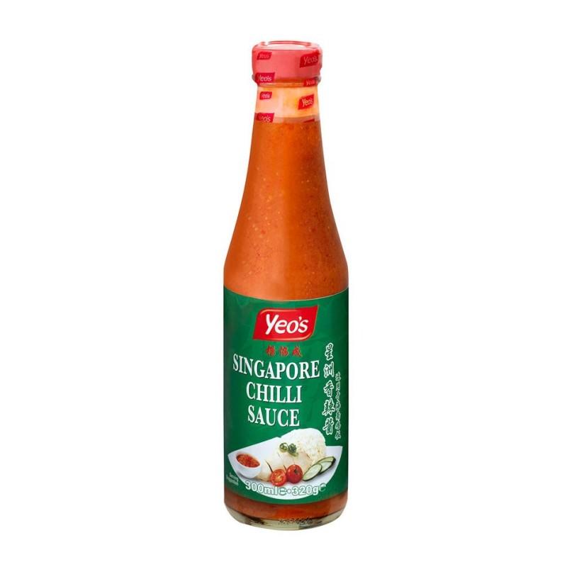 Yeo's Singapore Chilli Sauce 300ml