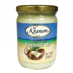 Khanum 100% Pure 500ml Coconut Oil