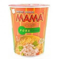 Mama Instant Cup Noodles 70g Seafood Flavour Cup Noodles
