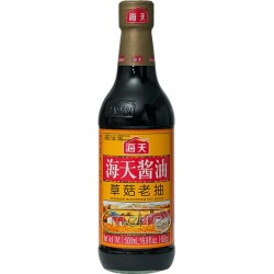 Haday Superior Mushroom Light Soy Sauce 500ml 650g 海天鮮味生抽