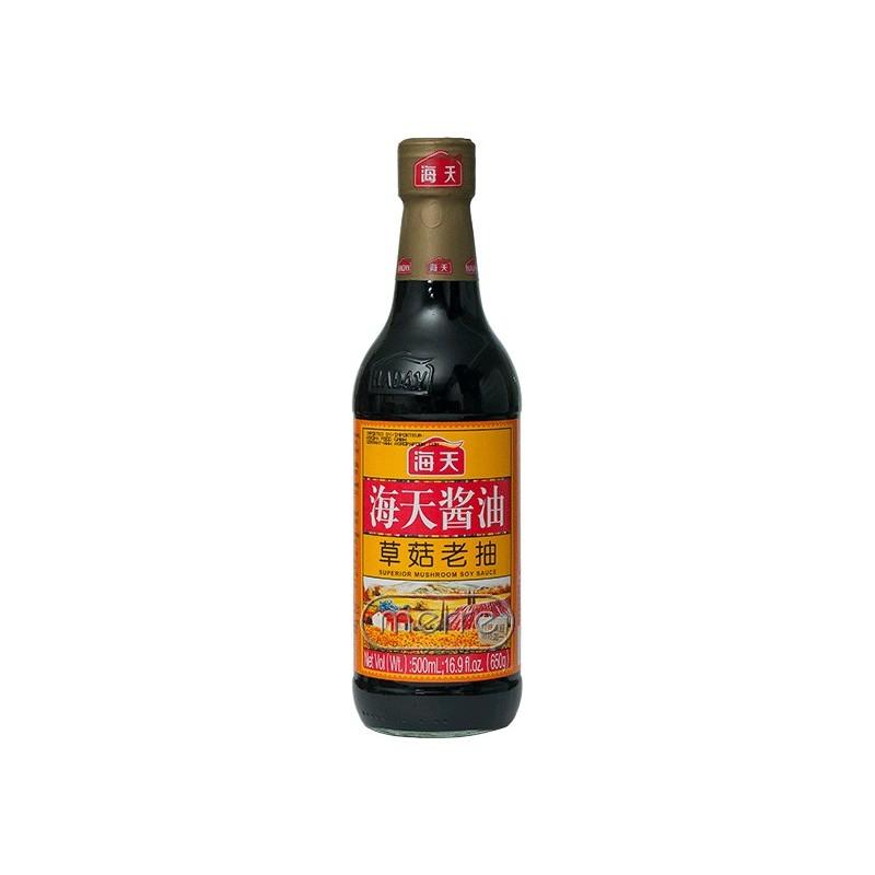 Haday Superior Mushroom Light Soy Sauce 500ml 650g 海天鮮味生抽