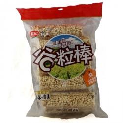 HBS Pop Millet & Barley 135g 好巴食谷粒棒--小米+青稞 Millet Snack