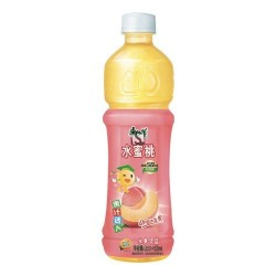 Mr Khon Peach Juice 500ml Peach Juice Drink