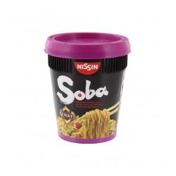 Nissin Noodles - Soba Cup Noodles - Teriyaki