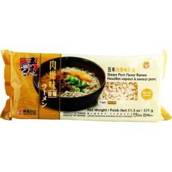 Wu Mu Ramen Instant Pork 321g Taiwanese Noodles