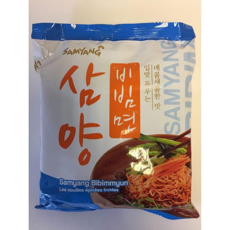 Samyang Bibimmyun 130g Noodles 5 pack 4+1 free