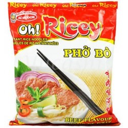 Oh Ricey Noodles - Instant Pho Bo Beef Rice Vietnamese Noodles