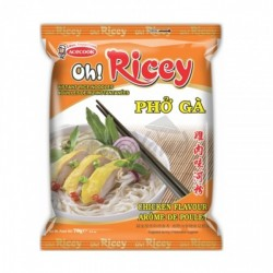 Oh Ricey Noodles - Pho Ga Instant Chicken Vietnamese Rice Noodles