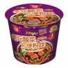 Bai Jia Noodles Instant Pickled Cabbage Flavour 110g Sweet Potato Noodle Bowl