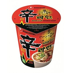 Nongshim - 68g - Spicy Shin Cup