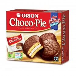 Orion Snacks (쵸코파이) Choco Pie