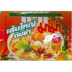 Mama Noodles - Tom Yum Koong Thai Vermicelli Rice Noodles