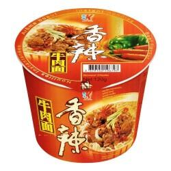Kailo Instant Noodles 120g Bowl Braised Beef Flavour Noodles