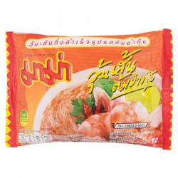Mama Instant Rice Vermicelli (Moo Nam Tok) 30 X 55g (媽媽米粉) Instant Noodle box
