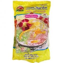 Madam Pum Ruam Mitt Thai with Coconut 230g Instant Three Mix Tapioca Dessert
