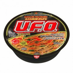 Nissin Noodles - UFO XO Seafood Stir Noodles