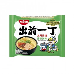 Nissin Noodles Demae Ramen 100g Kyushu Tonkotsu Flavour...