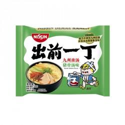 Nissin Noodles - Tonkotsu Flavour (出前一丁 九州豬骨濃湯味湯麵) Japanese Noodles