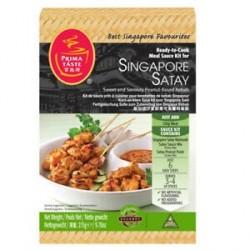 Prima Taste Singapore Satay 275g Ready-to-cook meal sauce...