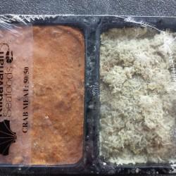 Aani Kildavann Seafoods 50/50 Crab Meat Frozen 454g White...