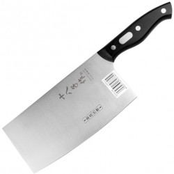Shibazi SS Chop Knife S2910-AB 190mm Stainless Steel Chopper