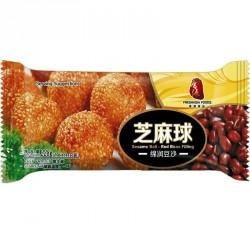 Fresh Asia Foods 228g Sesame Rice Ball Red Bean Filling...