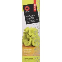 Obento Prepared Wasabi Paste 43g Tube of Wasabi Paste