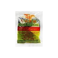 Tung Chun Salted Black Bean 原油豆豉 454g Preserved Black Beans