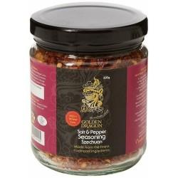 Golden Dragon Salt & Pepper Seasoning Szechuan 200g