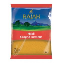 Rajah Haldi Ground Turmeric 1kg Ground Turmeric
