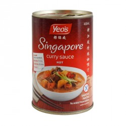 Yeo's Malaysian 400ml Curry Sauce Mild