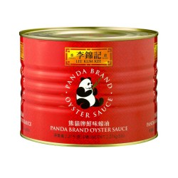 Sauce - Lee Kum Kee Panda Brand (李錦記 熊貓牌鮮味蠔油 - 大) Oyster Sauce