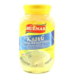 Buenas Kaong White Sugar Palm 340g Filipino Fruits