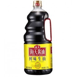 Haitian Delicious Superior Light Soy Sauce 1.9L Soy Sauce