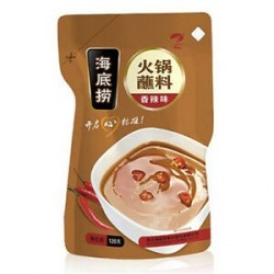 Haidilao Hotpot Dipping Sauce Spicy 120g HDL Hotpot Dipping Sauuce