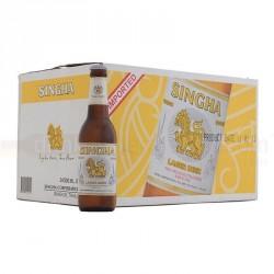 Singha Thai Singha Beer...