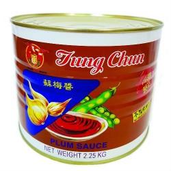 Tung Chun Plum Sauce 2.25kg Catering Tin of HK Plum Sauce