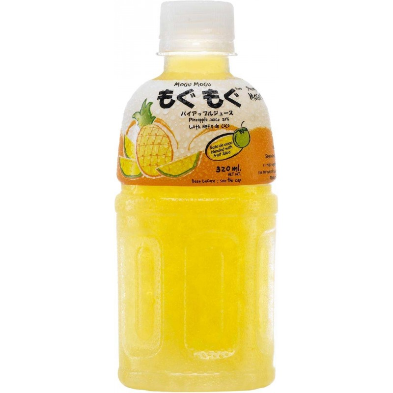 Mogu Mogu 320mL Pineapple