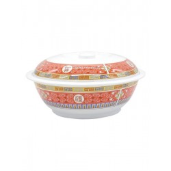Longevity Soup Bowl 10inch with lid