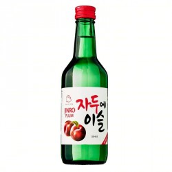 Jinro 350ml Plum Flavour Alcohol