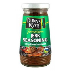 Dunn's River Jamaican Jerk Seasoning a traditional Marinade