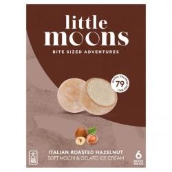 Little Moon 192g Soft Mochi Ice Cream Italian Roasted Hazel Nut