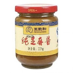 Wang Zhihe 225g White Sesame Paste