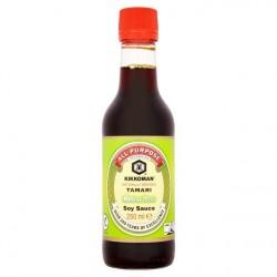 Kikkoman 250ml Tamari Gluten Free Soy Sauce